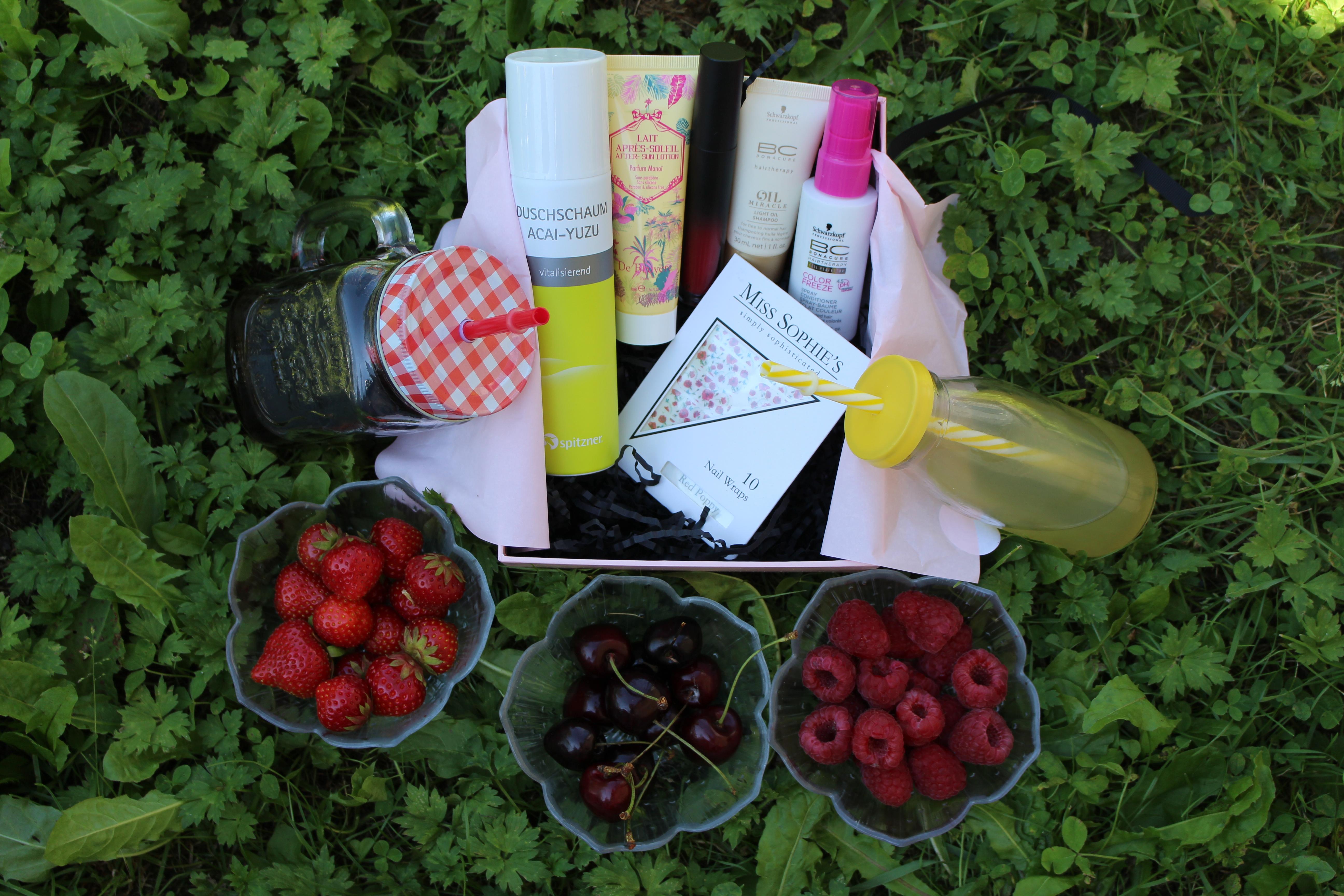 Picknick Glossybox