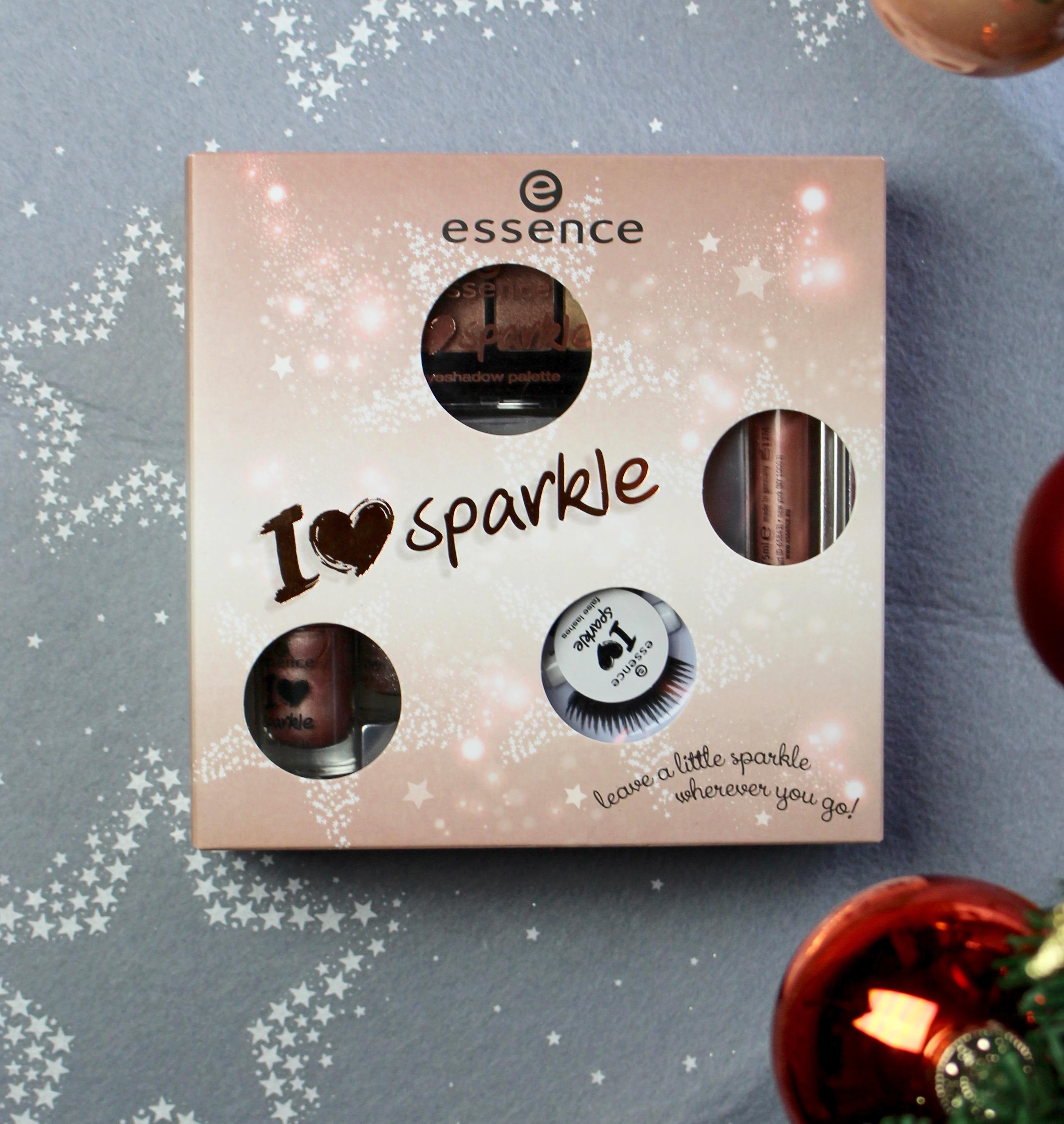 essence I love sparkle Geschenkset