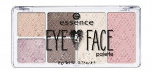 essence Eye & Face Palette